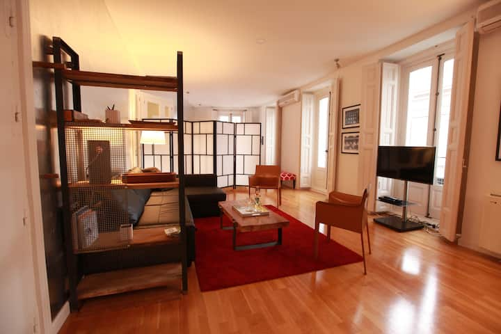 Location, Luxury and Light in Madrid's center!