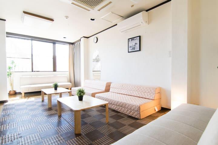 ★[20%OFF] 2 bathR / 10min. Ikebukuro / Big group - Toshima - Casa