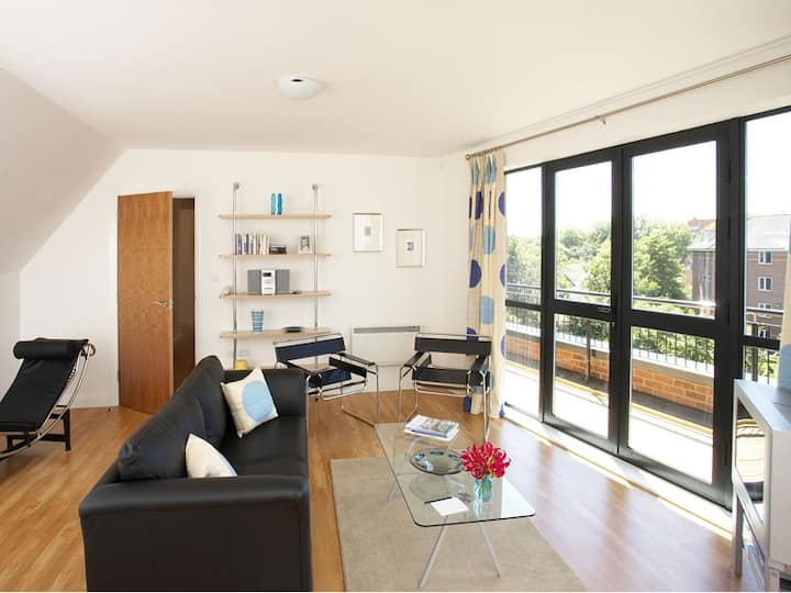 Two Bedroom Twin Apartment at The Millhouse