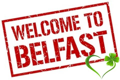 Home from Home in Belfast :)
