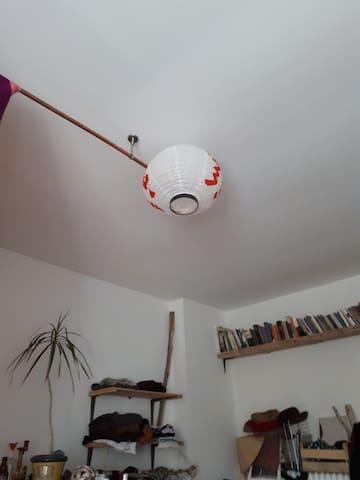 Gemütliches Zimmer in gemütlicher Wohnung - Berliini - Huoneisto