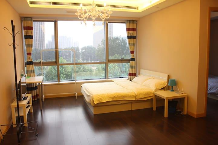 正规干净舒适三人间庭旅居住游度假首选 - Beijing - Lägenhet