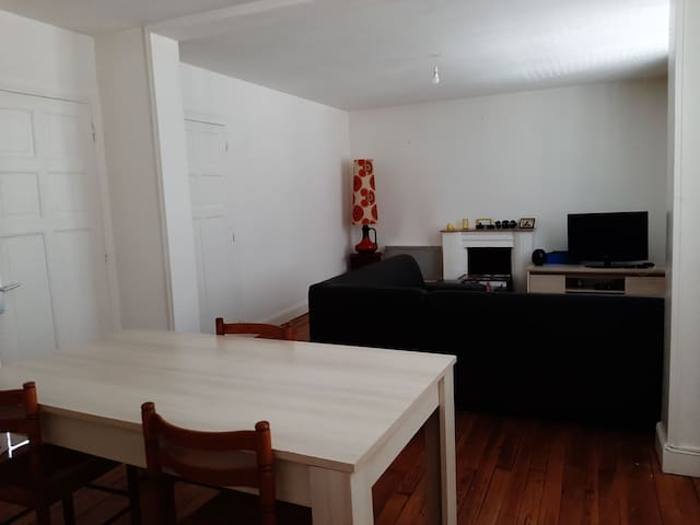 Appartement en centre ville de Mauriac