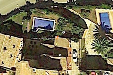 HUTG-024465 Habitación Doble Casa Piedra Piscina - Hus