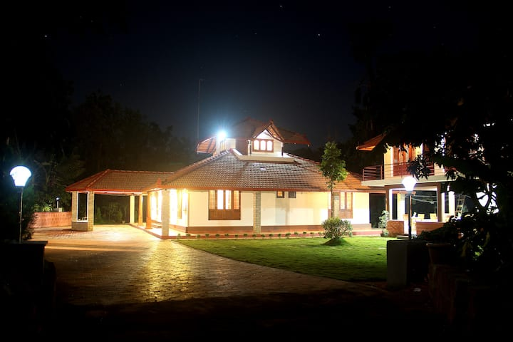 Brook Stone Villas, Coorg