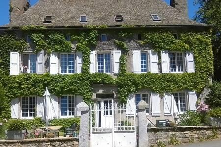 Séjour à la ferme chez l'habitant/petit déj'inclus - Chaudes-Aigues - House