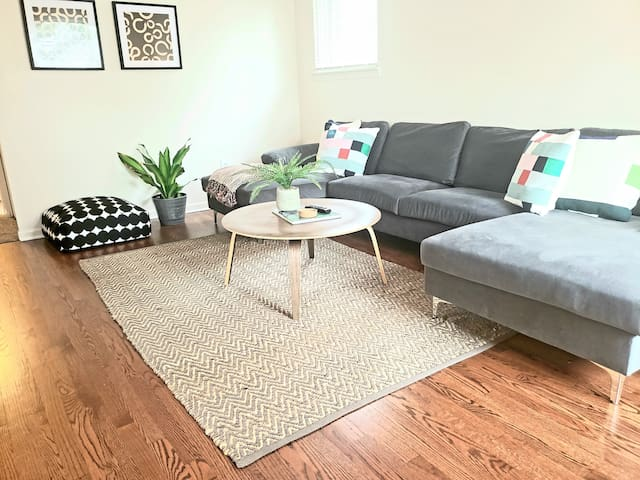 Royal Oak! 1/2 Mile to Downtown, Sleeps 7, Lovely!