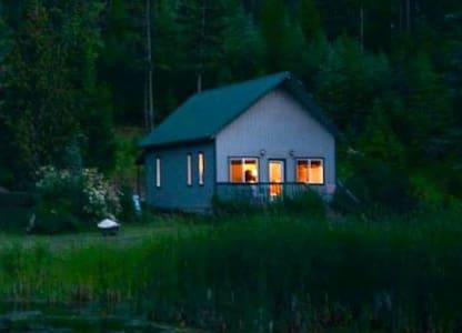 Tamarack Lane Cabins ~ Alby Cabin