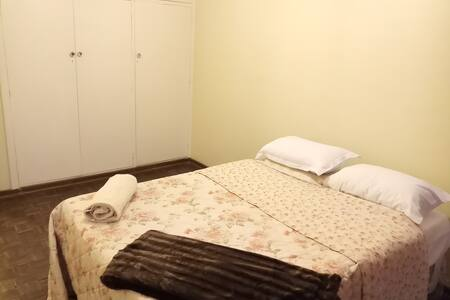 Double room apartment in the Avenues
