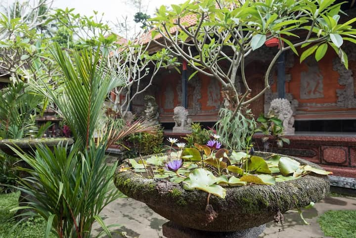 Best Room with truly Balinese Experience #1