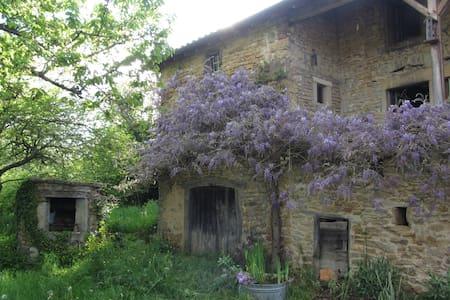 Vieille Ferme Ecologique:Cluny à 15mins - Montagny-sur-Grosne