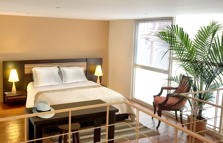 $850/mo. Comfy Modern Safe Centrally Located Loft - Conca - Pis