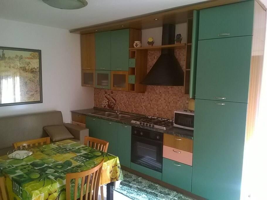 Attico in nardo 39 apartments for rent in nard puglia italy for Piani casa carina