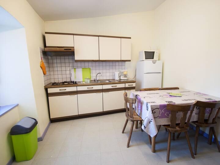 GÎTE N° 14 - 65 m2(duplex)