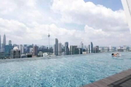 Amazing view of Kuala Lumpur - Kuala Lumpur - Hus