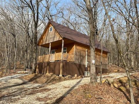 Grandma's Cabin in the Woods