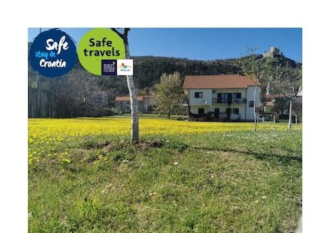 Dejlig lejlighed på landet Dolac -Valley, Vrlika