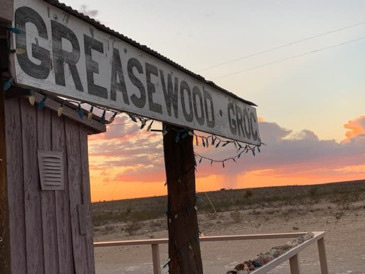 Jackass Flats Greasewood Grocery Cabin