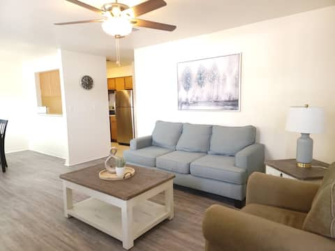 #507 Beautifully decorated 2 bedroom apartment !