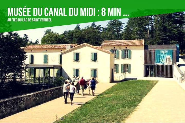 Musée du canal du midi Revel