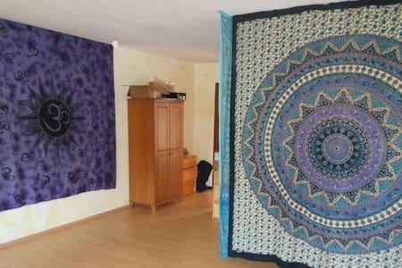 Schönes Zimmer nahe Loreley - Weisel