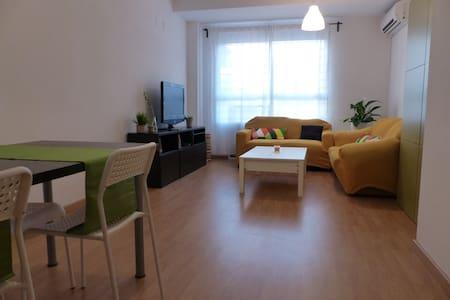 Acogedor apartamento en zona tranquila - Canet d'en Berenguer - Квартира