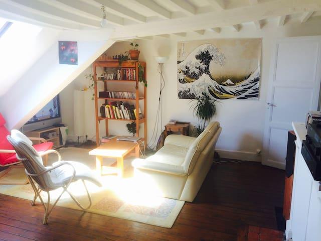Appartement calme et de caractère - Saint-Lô - Daire