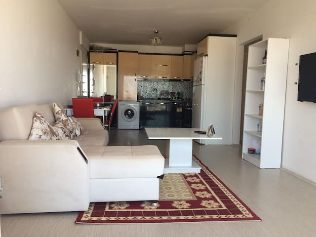 Your spacious luxurious family apartment in Atakum