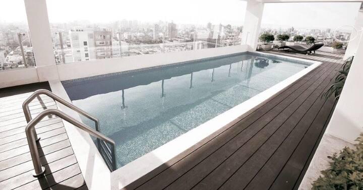 Andean luxury apartamento Vía Expresa