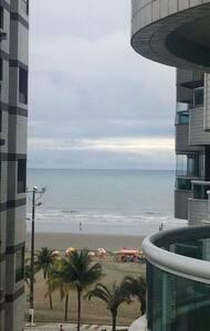 Apartamento aconchegante no melhor lugar da praia!