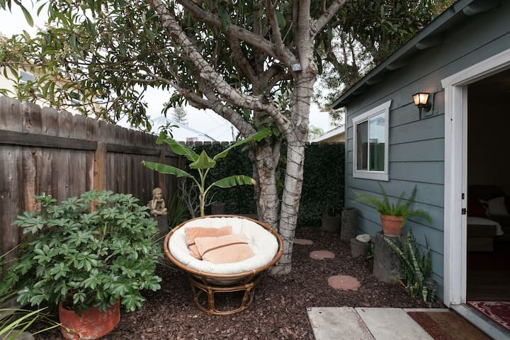 Charming private 1 bedroom  cottage - Chula Vista  - Hus