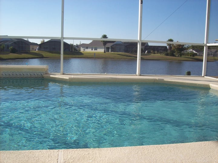 Lakeside Home, Pool - Less Than 8 Miles To Disney