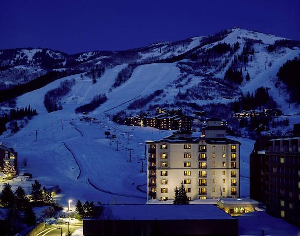 Steamboat Springs Ski-in/ski-out 1 bedroom resort