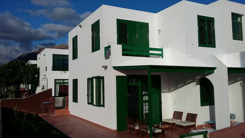 Quiet Duplex close to natural Papagayo beaches - Playa Blanca - Casa