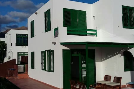 Quiet Duplex in Playa Blanca - Плайя Бланка