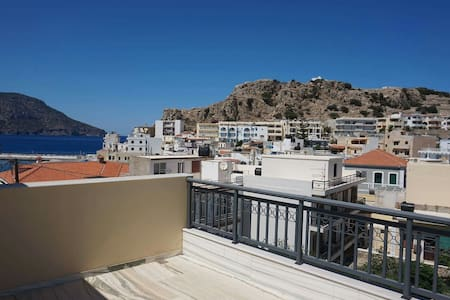 Artemis house at downtown Pigadia - Karpathos