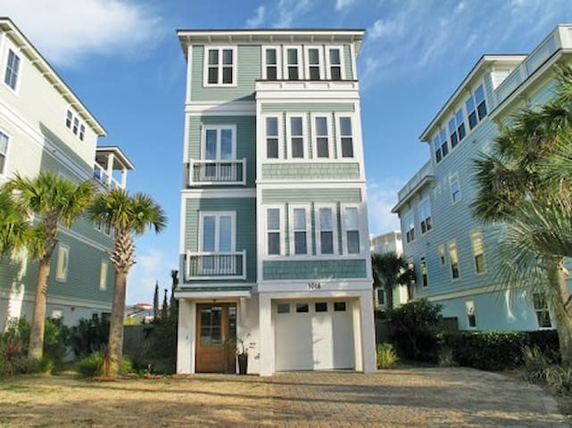 Downtown District near Front Beach - Isle of Palms - Apartment