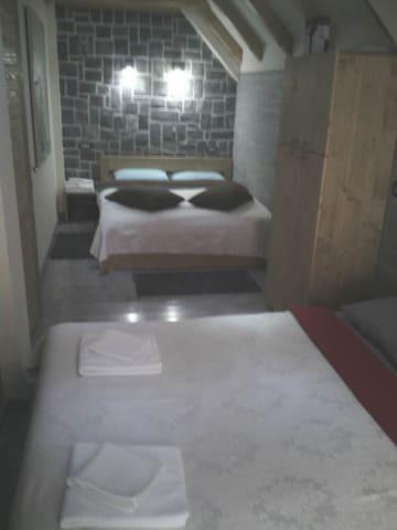 Apartmani Vila Bjelasica Kolasin  - Kolašin - Lejlighed