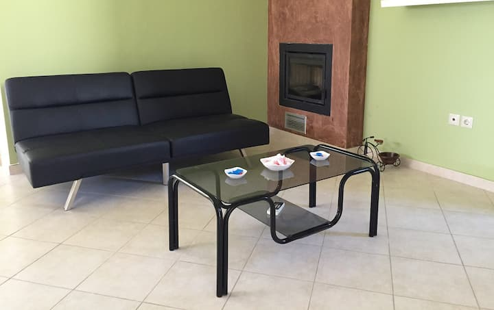 Comfortable apartment with parking in citycenter