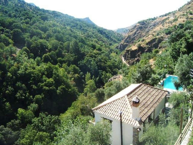 cortijo la solana ( casa nº 4 ) - Güejar Sierra - Appartement en résidence