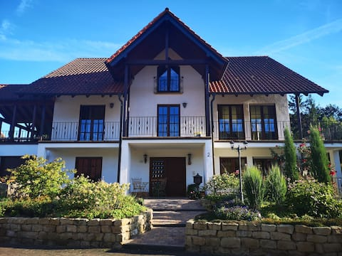 Location de vacances maison Weinbergsblick