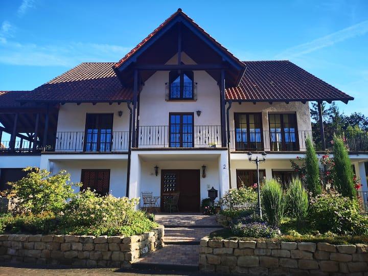 Ferienwohnung Haus Weinbergsblick