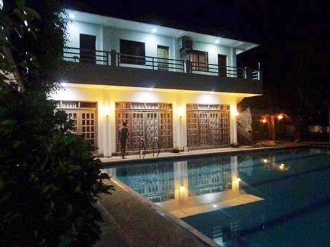 Poolside rooms, Kammea Beach Resort