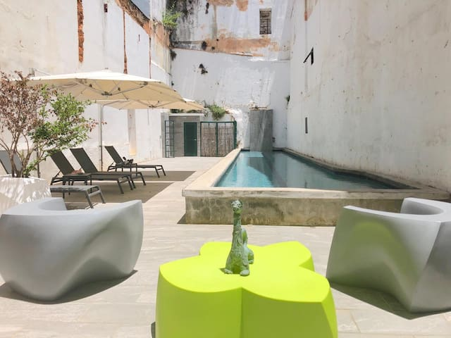 El Palacete de San Jose - 8 Suite, 8.5 Bath plus Terrace & Pool