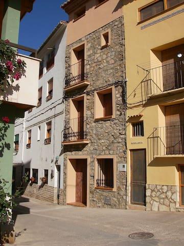 Casa Vista Alegre cerca de Valencia - Caudiel - House