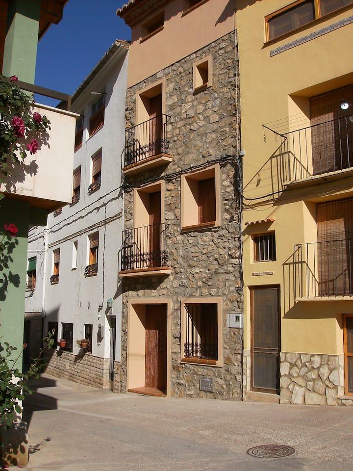 Casa Rural Vista Alegre entre Valencia y Castellón