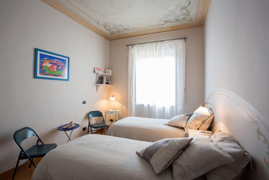 gelsomina bed and breakfast pernottamento e colazione in affitto a torino piemonte italia. Black Bedroom Furniture Sets. Home Design Ideas