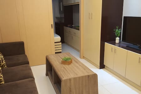 Homey 1BR unit at Wind Residences Tagaytay - Bacoor