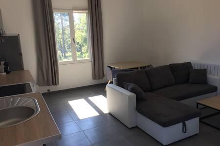 Appartement T2, proche de la mer