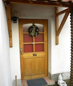 gemütliche Einzimmerwohnung - Kirchheim unter Teck - Appartamento